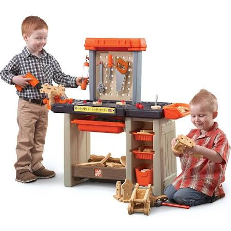 Toys R US The Home Depot Handyman Workbench