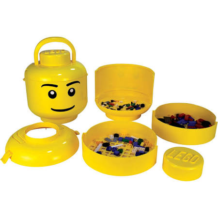 LEGO Sort and Store Carry Case with Bonus