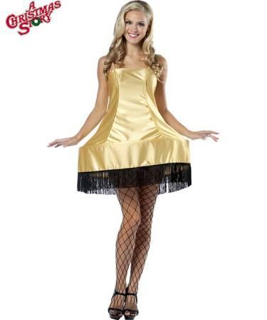 A Christmas Story Sexy Leg Lamp Costume