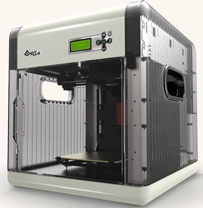 XYZprinting Da Vinci 1.0 Desktop 3D Printer