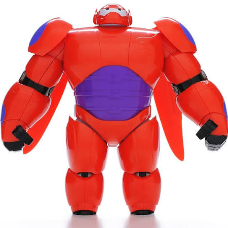 Big Hero 6 Armor Up Action Figure Baymax