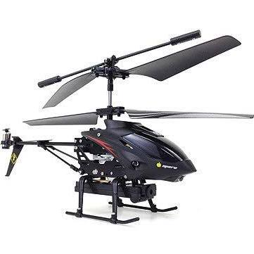 WL Toys S977 3.5CH Metal Helicopter w/Video