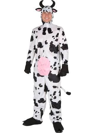 Adult Happy Cow Costume