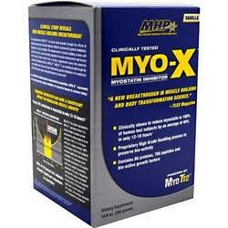 MHP - Myo-X Clinically Tested Myostatin