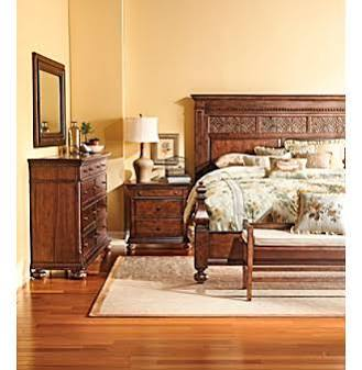 Universal Furniture Down Home Bedroom