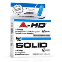 BPI A-HD Solid Twin Pack