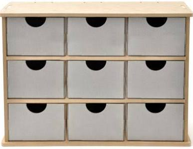 Beyond The page Woodcraft - Storage Drawers