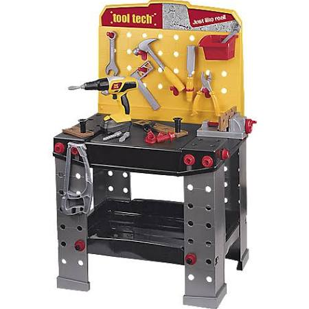 One Step Ahead Kids Work Bench Toy Tools