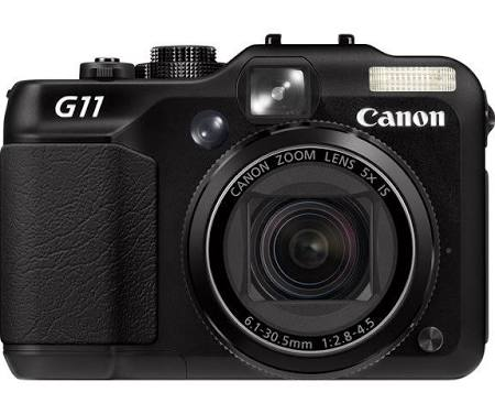 Canon PowerShot G11 10.0 MP Digital Camera