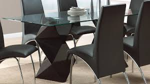 Coaster Furniture Casual Dining Glass