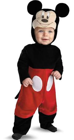Disney Mickey Mouse Infant Costume - Baby