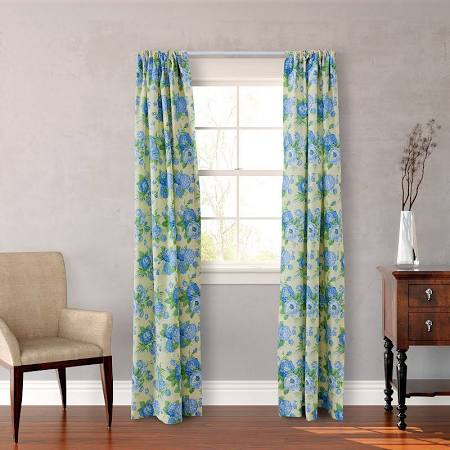 Laura Ashley Salisbury Tailored Curtain