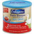 Enfamil Next Step ProSobee Lipil Soy-Based Toddler Formula, Powder ...