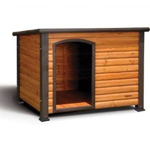 Precision Outback Log Cabin Dog House