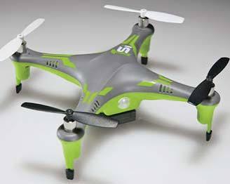 Heli-Max - HMXE0832 1Si Quadcopter RTF