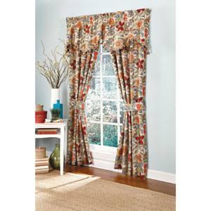Croscill Mardi Gras 84-Inch Window Curtain