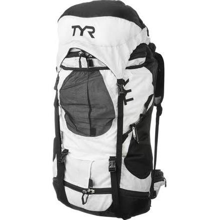 TYR Convoy Transition Backpack White/Black