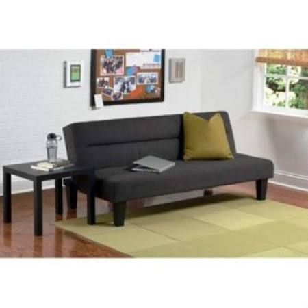 DHP Kebo Futon Sofa Bed Multiple Colors