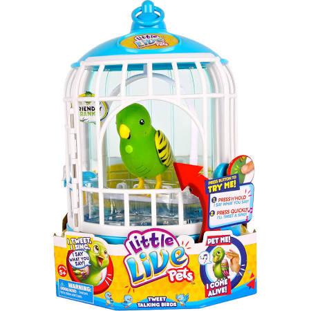 Little Live Pets Tweet Talking Birds Bird