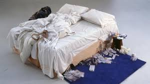 My Bed, Tracey Emin