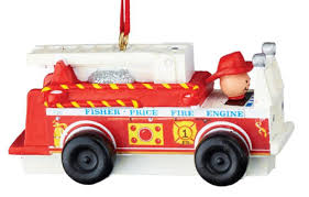 Department 56 Fisher-Price