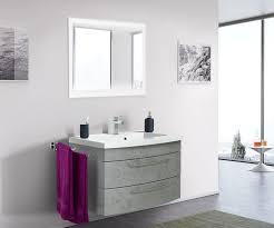 emotion badmöbel set badmöbel inkl mineralguss waschbecken und spiegel mit led beleuchtung kaufen otto