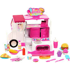 Barbie Food Truck | Toys | Shop The Exchange Cheap Dhl Toy Truck Find Deals On Line At Alibacom Dump Pink Bjigs Toys Ford Amazoncom Traxxas 580341pink 110scale 2wd Short Course Racing Smith Miller Kaiser Sand Gravel Concrete Mack Wooden Ice Cream Kids Gifts Bliss Co Hal Gummy Jelly Candy Car Buy Handmade Play Pal Monster Pickup Sweet Heart Paris Tl018 Little Design Ride On Shopkins Ice Cream Truck Teddy N Me Ana White Diy Projects