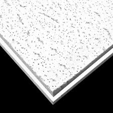 Tegular Ceiling Tile Dimensions by Armstrong Ceilings Common 24in X 24in Actual Buy Raised Panel