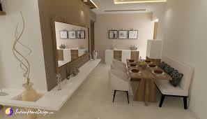 Beautiful Spacious Dining Room Interior Design Ideas By Nestopia