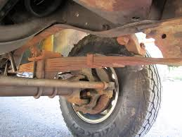 Leaf Springs! - Dodge Cummins Diesel Forum