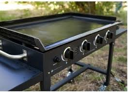 blackstone 36 inch large commercial portable griddle with cast