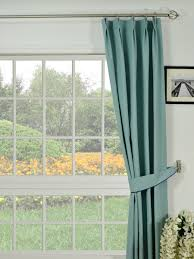 120 Inch Long Blackout Curtains by Moonbay Plain Double Pinch Pleat Cotton Extra Long Curtains 108