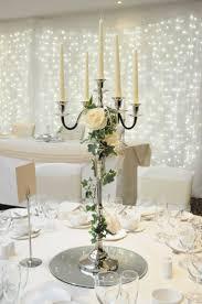 Shabby Chic Wedding Decorations Hire by Best 25 Candelabra Wedding Centerpieces Ideas On Pinterest