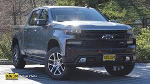 100 Kelley Blue Book Trucks Chevy New 2019 Chevrolet Silverado 1500 LT Trail Boss Crew Cab Pickup In