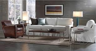 Mitchell Gold Alex Ii Sleeper Sofa by Alex Ii Slipcovered Sofa Villa Vici Contemporary Furniture Store