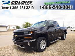 100 Truck Central Colony Chevrolet GMC Buick Ltd In Humboldt In