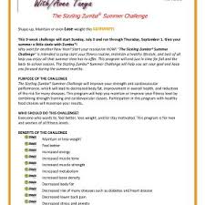 Fitness Instructor Resume Sample New Zumba Examples Pinterest