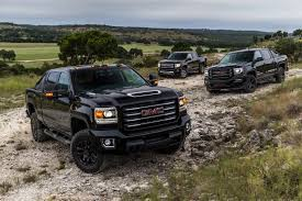 Gmc Trucks Off Road Newest Gmc Launches 2017 Sierra Hd All Terrain ... Gallery Remington Gmc Sierra On 20x9 Buckshot With Offroad Decal Denali Hd Maverick D538 Fuel Offroad Wheels 2019 At4 Lets You In Comfort Motor Trend Introduces More Sensible Xtreme Truck The Truth Tries To Elevate Offroading Offroadcom Blog First Drive I Am Not A Chevy Website Of 20 2500 Spied With Luxurylevel Upgrades Truck Take Jeep And The Ford Raptor Unveiled Debuts Trim On Autotraderca 2016 All Terrain X Revealed Gm Authority 2014 2018 1500 Add Lite Front Bumper