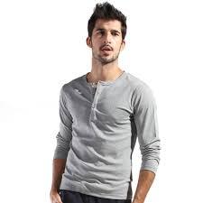 online get cheap men u0026 39 s henley shirt aliexpress com alibaba