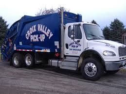 Waste Management Christmas Tree Pickup Mn by Waste Disposal Chisago City Mn Croix Valley Pick Up