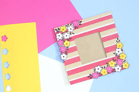 Punch Art Photo Frame By The Craftables