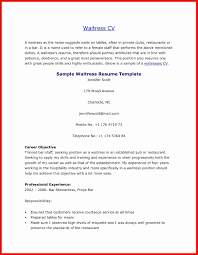 Waiter Resume Sample No Experience Fresh Hotel Professional Examples For Of