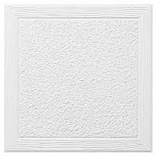 shop armstrong 12 x 12 homestyle pebblewood ceiling tile at