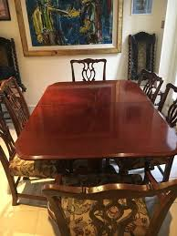 Antique American Dining Room Set With 6 Chairs C. 1940s American | In  Ladbroke Grove, London | Gumtree Art Deco Ding Room Set Walnut French 1940s Renaissance Style Ding Room Ding Room Image Result For Table The Birthday Party Inlaid Mahogany Table With Four Chairs Italy Adams Northwest Estate Sales Auctions Lot 36 I Have A Vintage Solid Mahogany Set That F 298 As Italian Sideboard Vintage Kitchen And Chair In 2019 Retro Kitchen 25 Modern Decorating Ideas Contemporary Heywood Wakefield Fniture Mediguesthouseorg