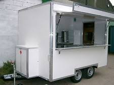 Brand New 12 Ft Mobile Catering Trailer For Sale Burger Van TYPE APPROVED