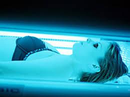 Fakin bakin Women and men still using tanning beds in 2010 NY