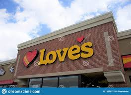 100 Love Truck Stops S Travel Stop Editorial Stock Photo Image Of Loves 128721733