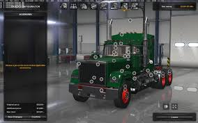 100 Mack Truck Accessories MACK SUPERLINER BLACK INTERIOR ATS ATS Mod American
