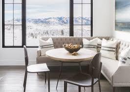 100 Chalet Moderne Visite Deco Le Style Chalet Blanc Par Nicole Davis ClemATC