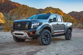 Nissan Titan Warrior Concept Unleashed At Detroit Auto Show ... Nissan Titan 65 Bed With Track System 62018 Truxedo Truxport Trucks For Sale In Edmton 2017 Crew Cab Pricing Edmunds Sales Are Up 274 Percent Over Last Year The Drive 2018 Titan Xd Truck Usa New For Warren Oh Sims 2016nisstitanxd Fast Lane Used 2012 4x4 Crewcab Sl Accident Free Leather Preowned 2013 Pro4x Pickup Cicero 2016 Titans Turbo Diesel Might Be Unorthodox But Its Review Autoguidecom News Partners With Cummins Diesel